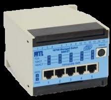 9466-ET Intrinsically Safe Managed Ethernet Switch