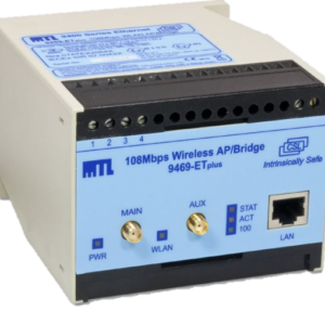 9469-ETplus Intrinsically Safe Wireless Access Point / Bridge