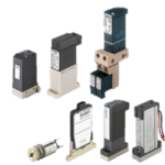 Burkert Microfluidic Valves & Pumps