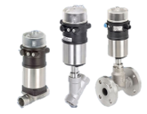 Burkert Process and Control Valves small