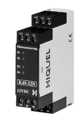 K2W-24P HIQUEL PLC Interface Relay