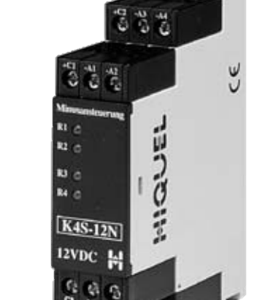 K4S-24P HIQUEL PLC Interface Relay