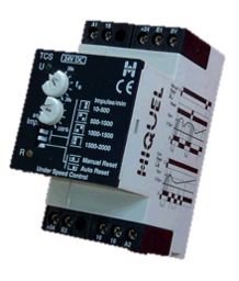 TCS 115VAC HIQUEL Under Speed Relay
