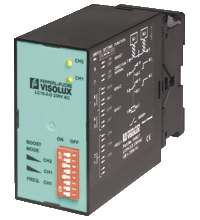 Pepperl Fuchs Loop Detector LC10-2-D 24VDC