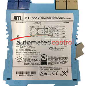 MTL5517 IS BARRIER FOR SWITCH / PROXIMITY DETECTOR INTERFACE