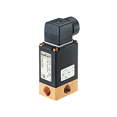 Media Separated Solenoid Valve