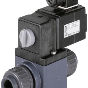 Type 0131 – Toggle Valves 2/2 Or 3/2 Way Direct-acting