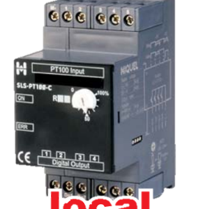 SLS-PT100-C HIQUEL Temperature Input Expansion Module (Local)