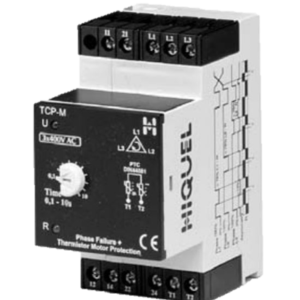 TCP-M-3-400VAC HIQUEL Phase Failure Relay