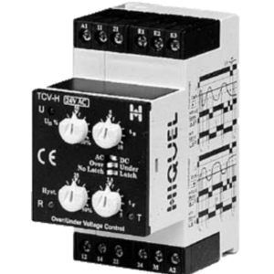 TCV-H VAC/VDC HIQUEL Over/Under Voltage Relay