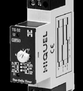 TS02 HIQUEL Star Delta Timer